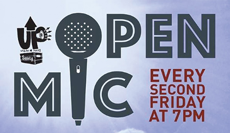 Up Open Mic