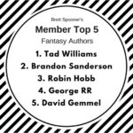 Brett's Top 5