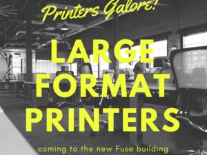 Large Format Printer Hero