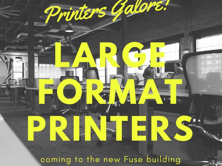Large Format Printer Hero