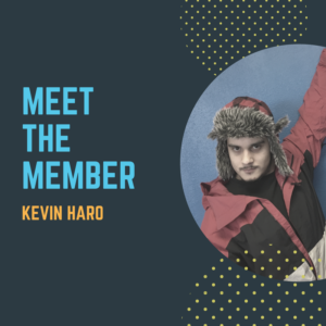 meet the member - kevin haro